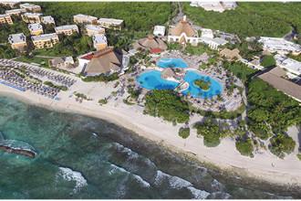 Image principale de l'hôtel Gran Bahia Principe Tulum offert par VosVacances.ca