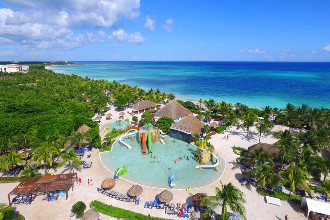Image du grand palladium colonial fitness offert par VosVacances.ca