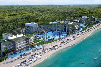Main image of the Haven Riviera offered by YourVacations.ca