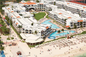 Main image of the Hilton Playa Del Carmen offered by YourVacations.ca