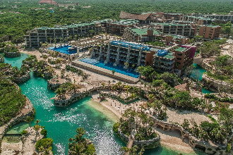 Main image of the Hotel Xcaret offered by YourVacations.ca