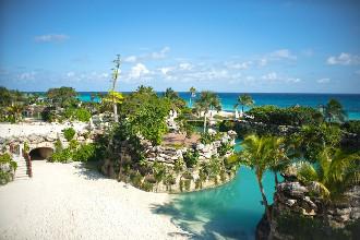 Image du hotel xcaret beach offert par VosVacances.ca