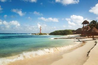 Image du hyatt ziva cancun beach offert par VosVacances.ca