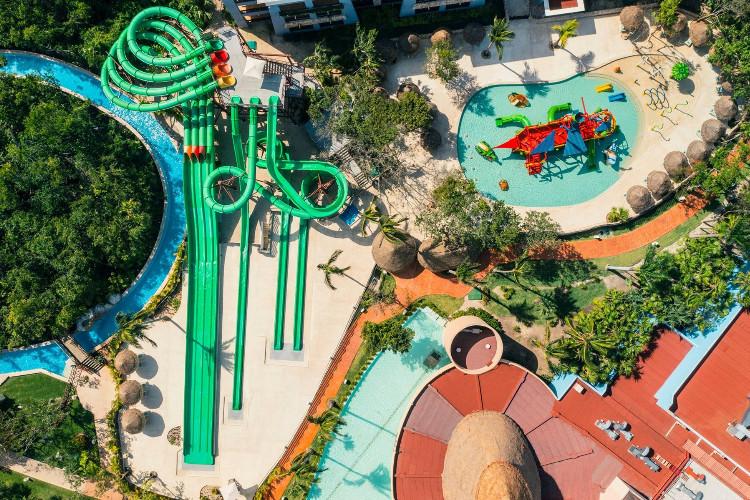 Image du iberostar paraiso lindo fitness offert par VosVacances.ca