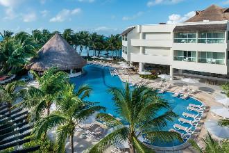 Image principale de l'hôtel Isla Mujeres Palace offert par VosVacances.ca