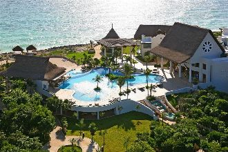 Image principale de l'hôtel Kore Tulum offert par VosVacances.ca