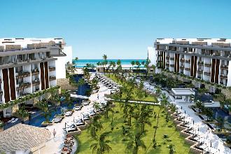 Image du majestic elegance playa mujeres balcony offert par VosVacances.ca
