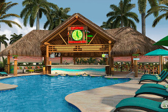 Main image of the Margaritaville Island Reserve offered by YourVacations.ca
