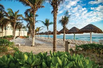 Image du now emerald cancun resort and spa beach offert par VosVacances.ca