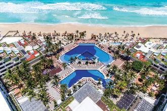 Image du now emerald cancun resort and spa garden offert par VosVacances.ca