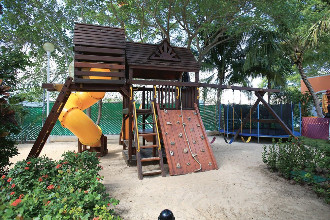 Image du oasis palm beach fitness offert par VosVacances.ca