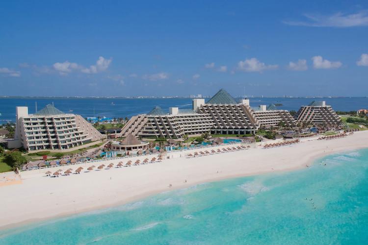 Image principale de l'hôtel Paradisus Cancun offert par VosVacances.ca