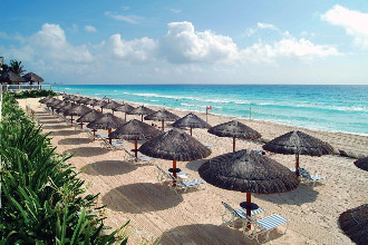 Image du paradisus cancun beach offert par VosVacances.ca
