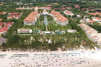 Image principale de l'hôtel Riu Palace Mexico offert par VosVacances.ca