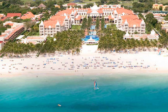 Main image of the Riu Palace Riviera Maya offered by YourVacations.ca