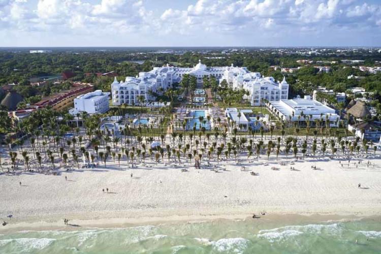 Image principale de l'hôtel Riu Palace Riviera Maya offert par VosVacances.ca