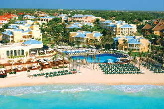 Main image of the Royal Hideway Playacar offered by YourVacations.ca