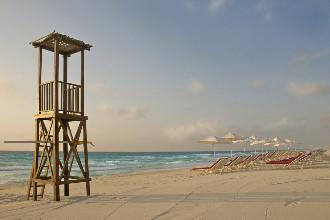 Image du sandos cancun luxury experience balcony offert par VosVacances.ca