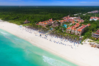 Main image of the Sandos Playacar offered by YourVacations.ca