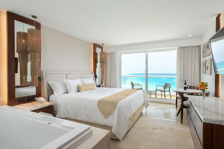 Image du sun palace beach offert par VosVacances.ca
