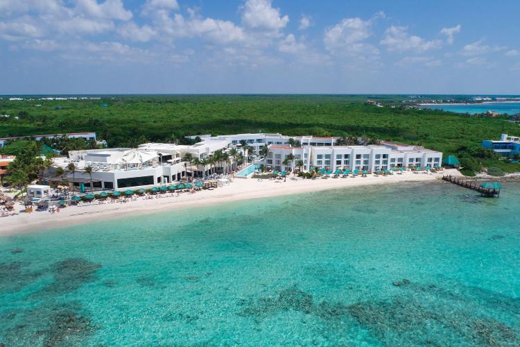Image principale de l'hôtel Sunscape Akumal Beach offert par VosVacances.ca