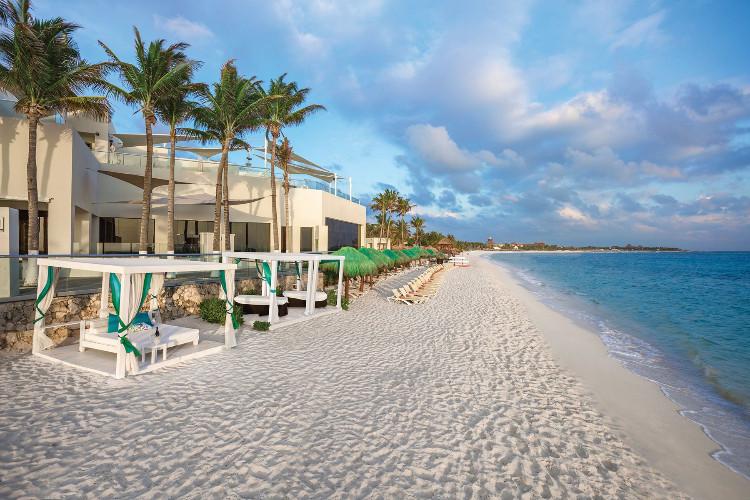 Image du sunscape akumal beach balcony offert par VosVacances.ca