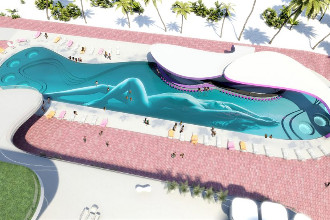 Image du temptation cancun beach offert par VosVacances.ca