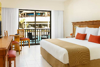 Image du the reef coco beach balcony offert par VosVacances.ca
