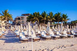 Image du tukan hotel beach club balcony offert par VosVacances.ca