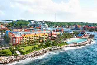 Image principale de l'hôtel Renaissance Curacao offert par VosVacances.ca