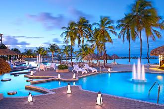 Image du sunscape curacao beach offert par VosVacances.ca