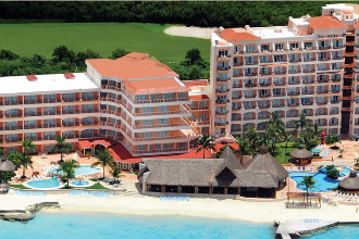 Image principale de l'hôtel El Cozumeleno offert par VosVacances.ca