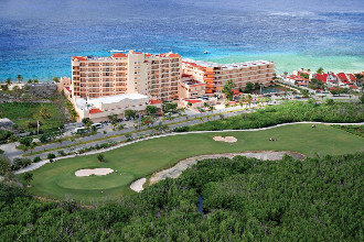 Image du el cozumeleno golf offert par VosVacances.ca