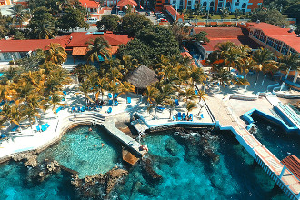 Main image of the Hotel Cozumel offered by YourVacations.ca
