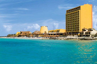 Main image of the Melia Cozumel offered by YourVacations.ca
