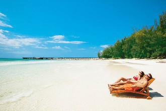 Image du pelican bay beach offert par VosVacances.ca