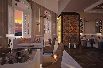 Image du gran hotel manzana kempinski balcony offert par VosVacances.ca