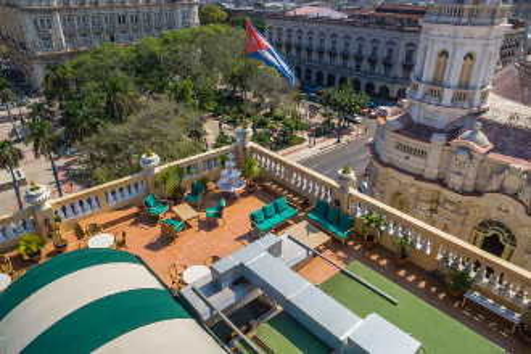 Image du hotel inglaterra garden offert par VosVacances.ca