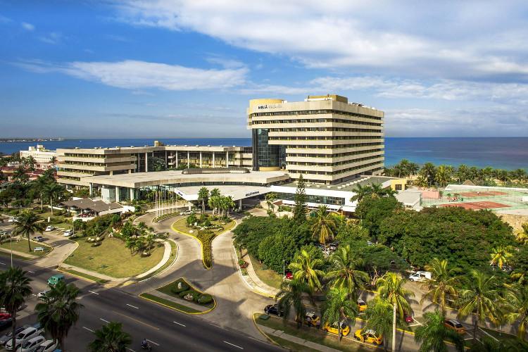 Image principale de l'hôtel Melia Habana offert par VosVacances.ca