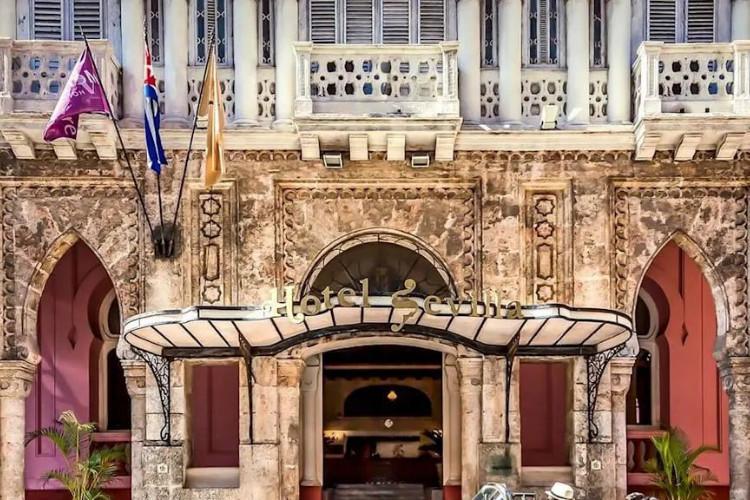 Image principale de l'hôtel Sevilla offert par VosVacances.ca