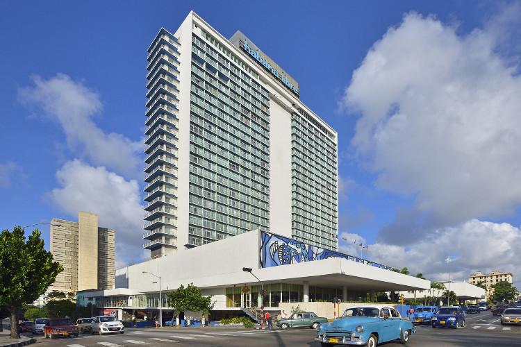 Image principale de l'hôtel Tryp Habana Libre offert par VosVacances.ca