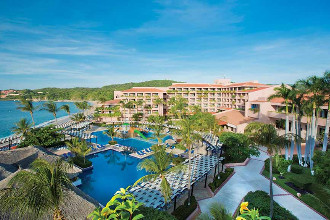 Main image of the Barcelo Huatulco offered by YourVacations.ca