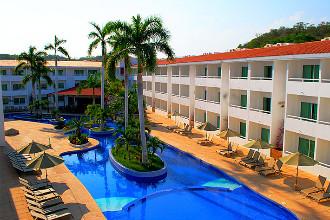 Image du la isla huatulco hotel balcony offert par VosVacances.ca