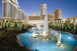 Main image of the Caesars Palace offered by YourVacations.ca