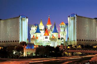 Image principale de l'hôtel Excalibur offert par VosVacances.ca