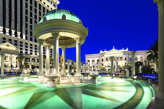 Main image of the Nobu Hotel Caesars Palace offered by YourVacations.ca