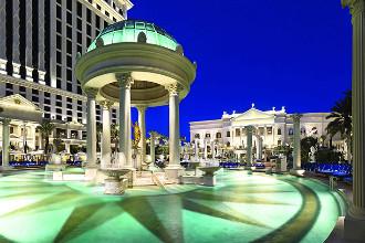 Image principale de l'hôtel Nobu Hotel Caesars Palace offert par VosVacances.ca