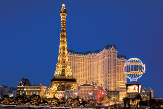 Main image of the Paris Las Vegas offered by YourVacations.ca