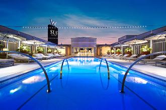 Image du sls las vegas hotel and casino fitness offert par VosVacances.ca