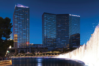 Main image of the The Cosmopolitan of Las Vegas offered by YourVacations.ca